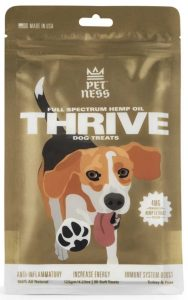 Pet Ness Thrive CBD dog treat