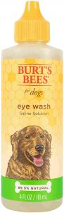 Burt's Bee Dog Eye Wash