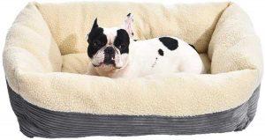 AmazonBasics Warming Dog Bed