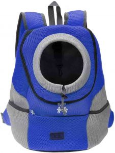 Mogoko comfortable dog carrier backpack