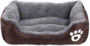 PetDeluxe Dog Bed, Self-Warming