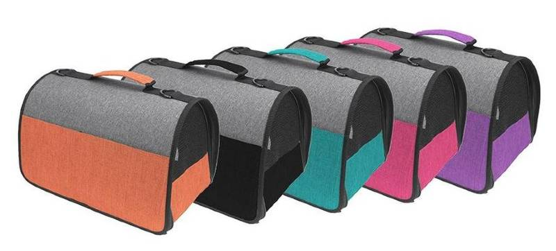 Collapsible Dog Carrier - Dual Color