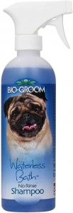 Bio Groom Waterless Dog Shampoo