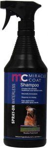 Miracle Coat Waterless Dog Shampoo