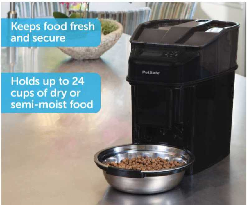 PetSafe Simply Feed Programmable Dog Feeder