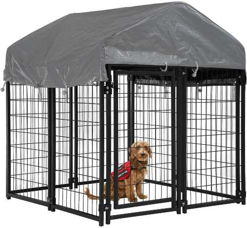 Dog Pen Outdoor Dog Kennel