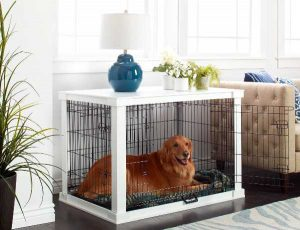 Dog crate image