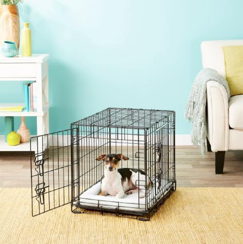 Frisco small dog crate