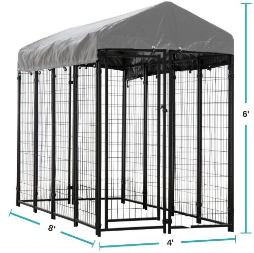 Houseables Outdoor Dog Kennel