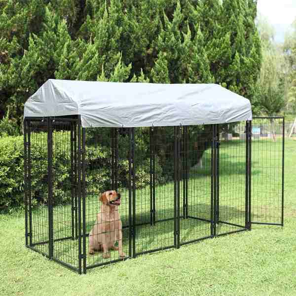 Japety Large Outdoor Dog Kennel