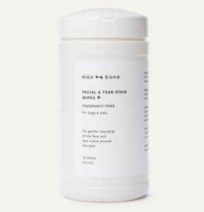 Max-Bone Facial & Tear Stain Wipes