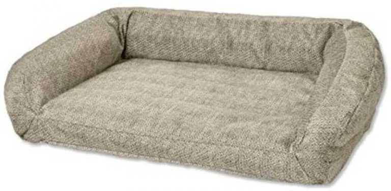 Orvis Toughchew dog bed