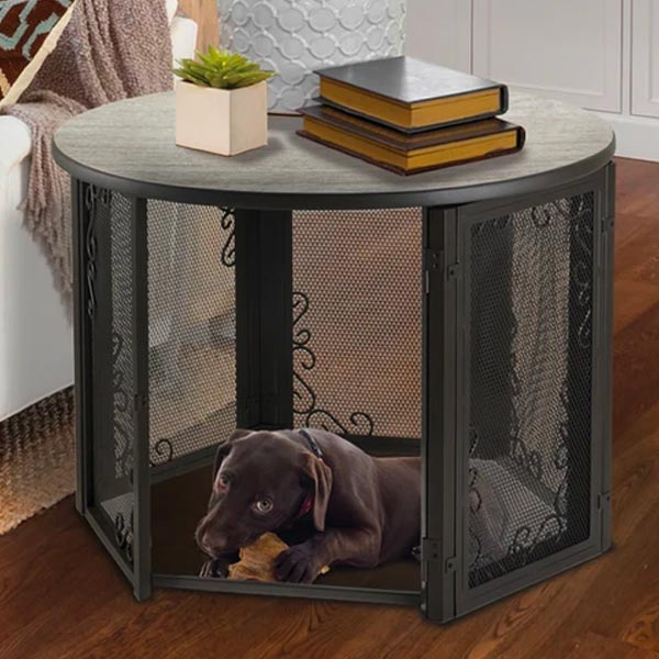 Table Furniture Crate