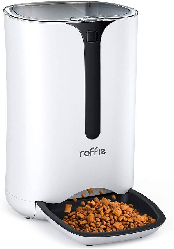Roffie Large Automatic Dog Feeder