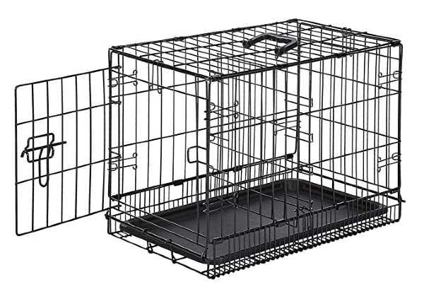 Small Dog Crate Amazon