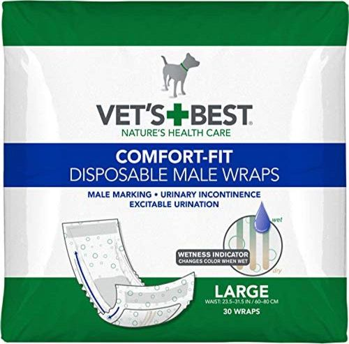 Vet's Male Dog Diaper