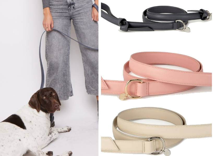 Coco leash - Maxbone Leather Dog Leash