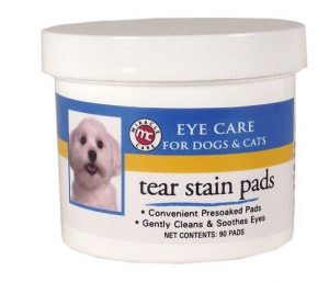 Miracle Care Dog Tear Stain Pads