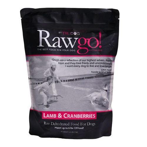 Rawgo Lamb & Cranberry Dehydrated Raw