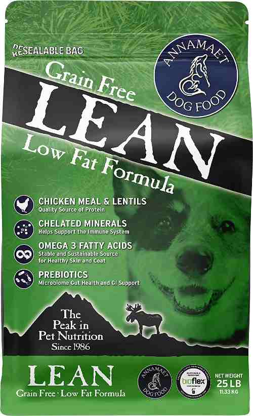 Annamaet Low Fat Dog Food