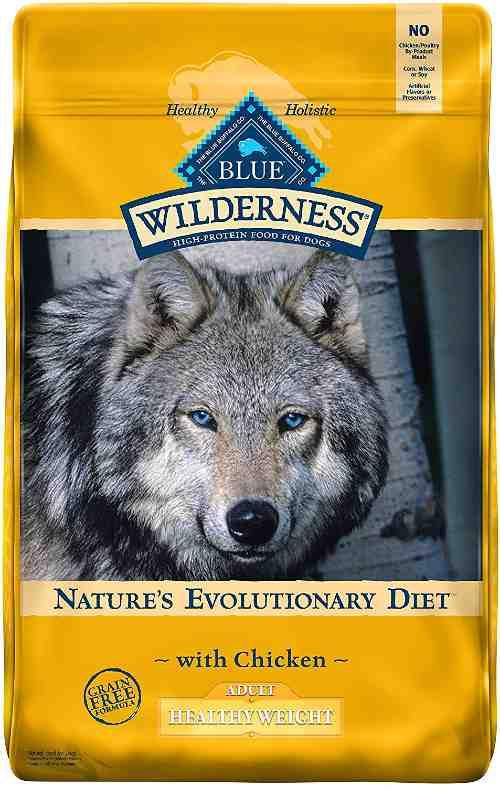Blue Buffalo High Fiber Dog Food