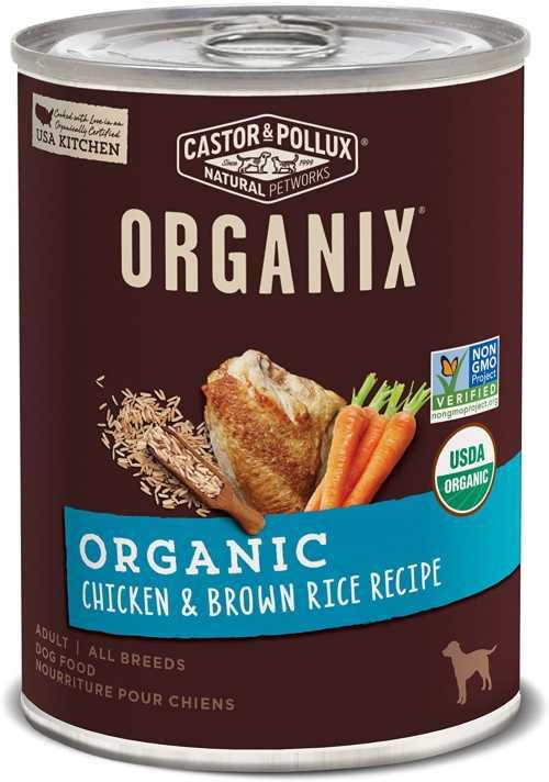 Castor & Pollux Organic Wet Dog Food
