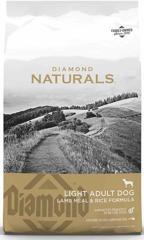 Diamond Naturals High Fiber Dog Food
