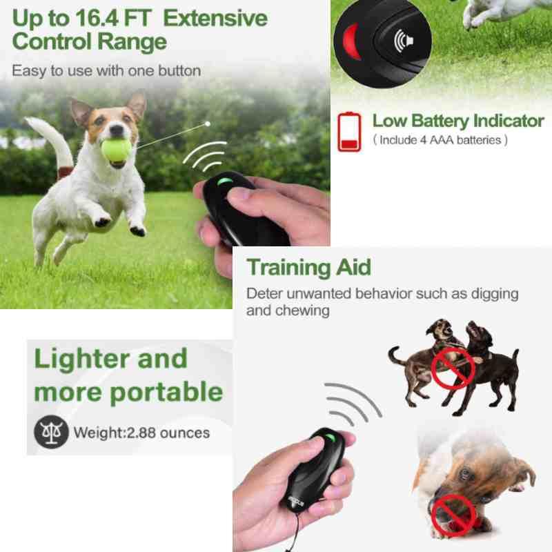 Dog Silencer and Bark Control Device