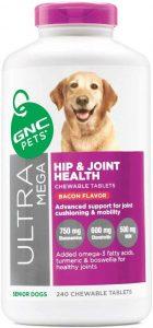 GNC Glucosamine Dog Supplements
