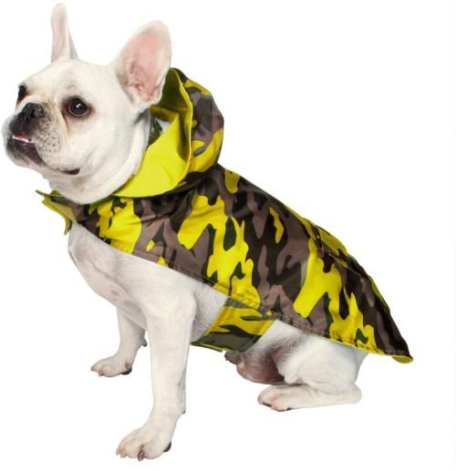 Jelly Wellies Dog Raincoat