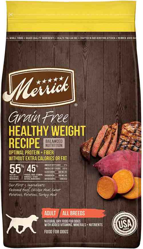 Merrick Low Fat Dog Food