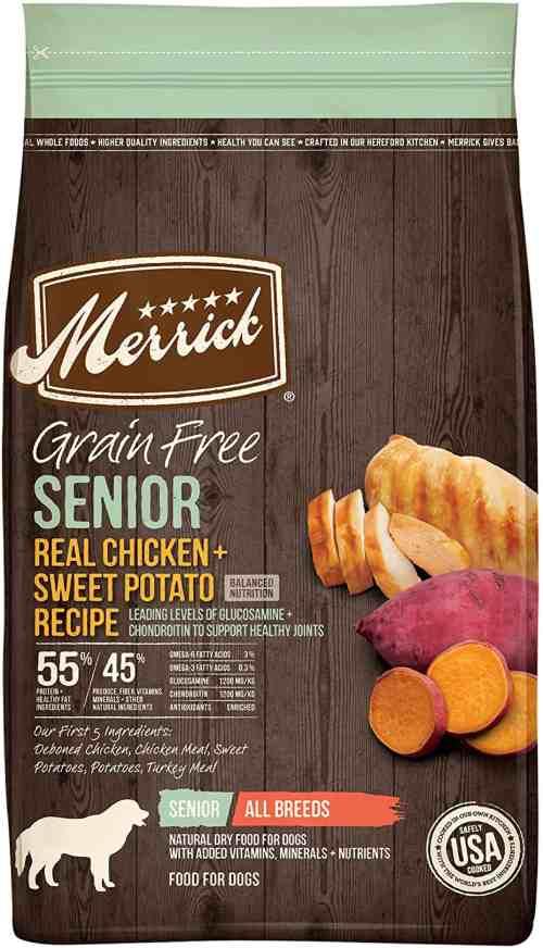 Merrick Senior Dog Food