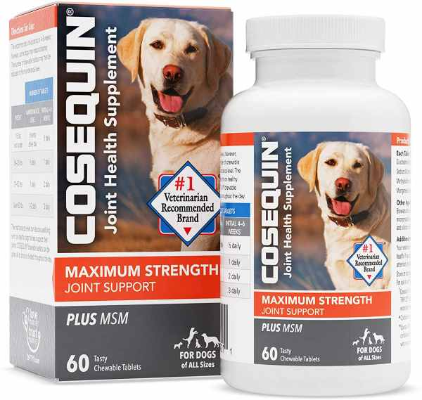 Nutramax Glucosamine Supplements For Dogs