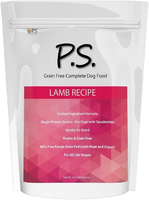 PS Hypoallergenic Dog Food