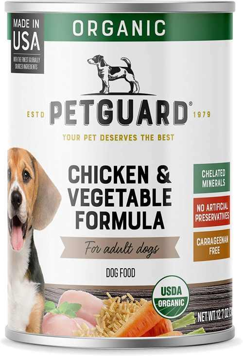 PetGuard Organic Dog Food