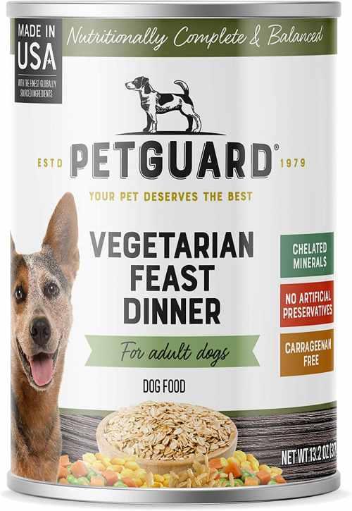 Petguard Vegan Wet Dog Food