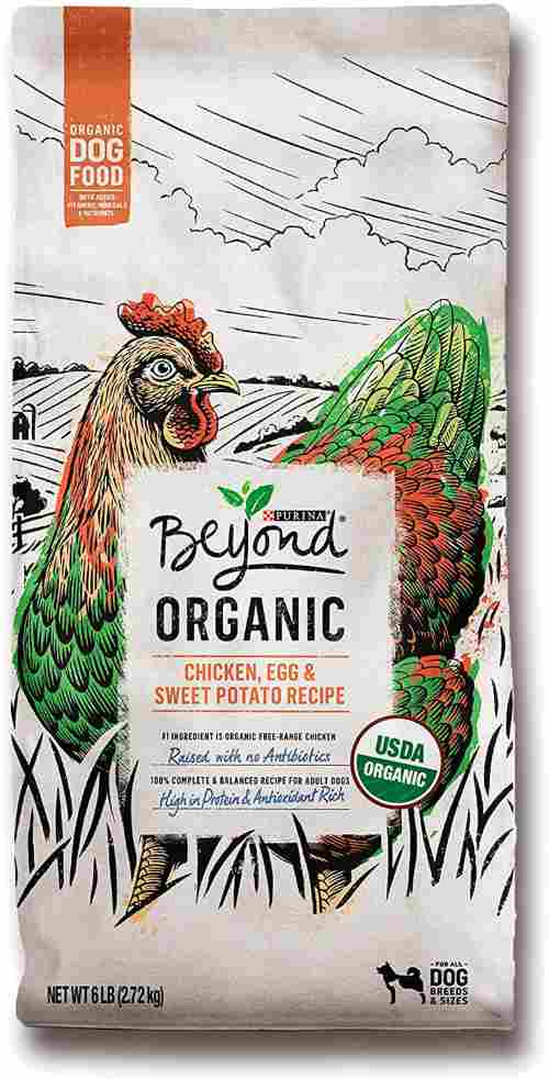Purina Adult Organic Dog Food