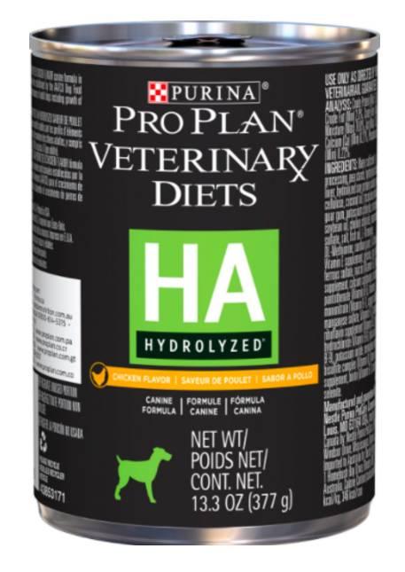 Purina Hydrolyzed Dog Food Wet