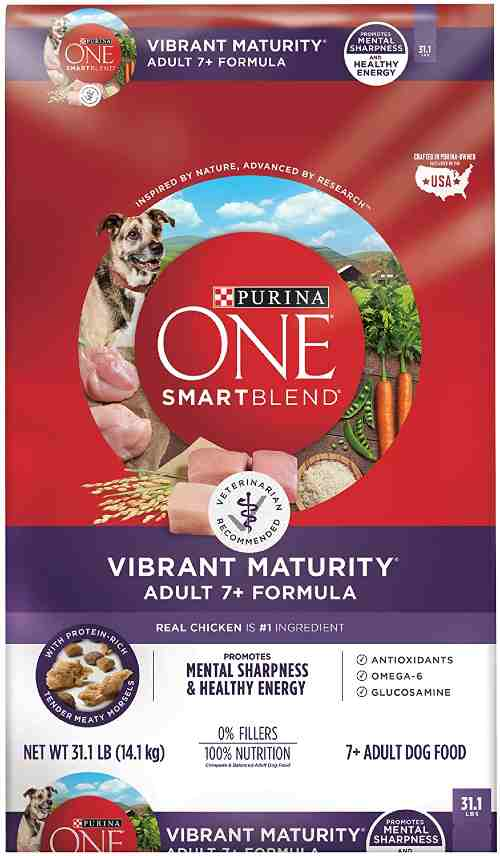 Purina Senior Dog Food