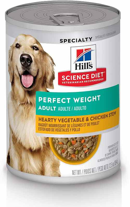 Science Diet Low Fat Canned Dog Food