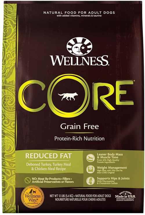 Wellness Low Fat Dog Food