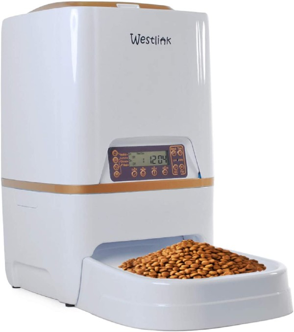 Automatic Dog Feeder with Timer - Westlink
