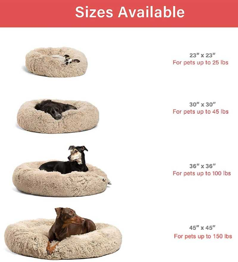 Best Friends Calming Dog Bed image