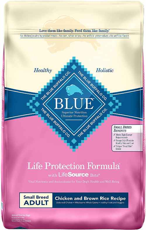 Blue Buffalo Dog food for small dogs