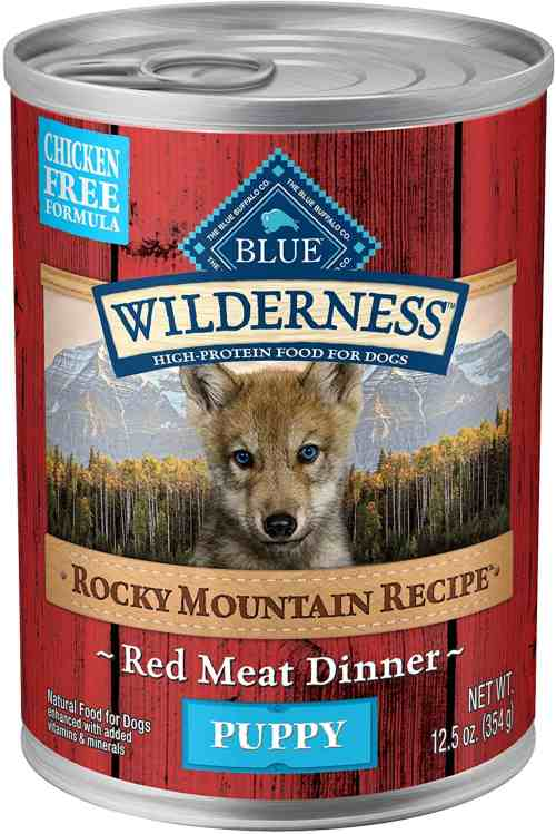 Blue Buffalo Wet Puppy Food