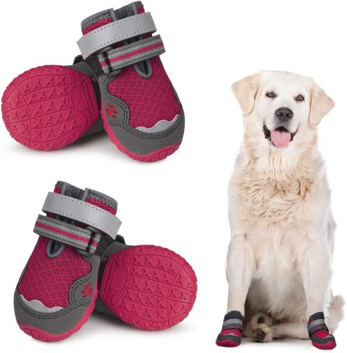 Dociote Dog Shoes for Summer