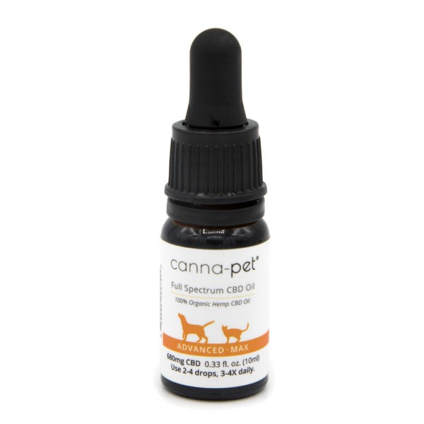 Full Spectrum CBD Oil For Dog - Canna Pet