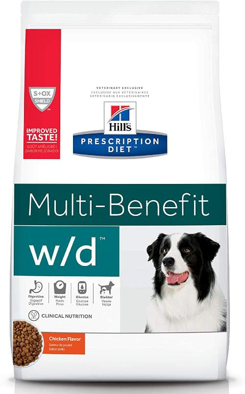 Hill's Prescription Diabetic Dog Food