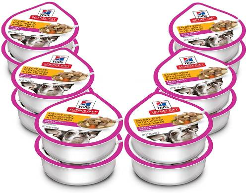 Hill's Science Soft Dog Food for Senior Dogs