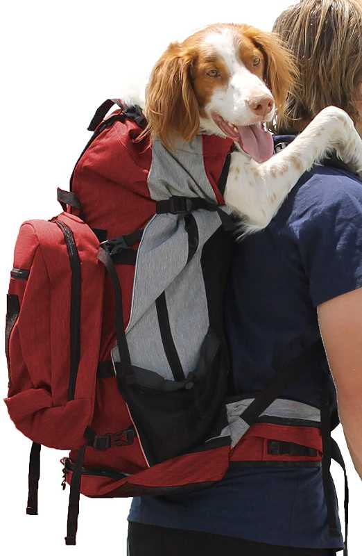 K9 BACKPACK FOR Large Dog Backpack Carrier